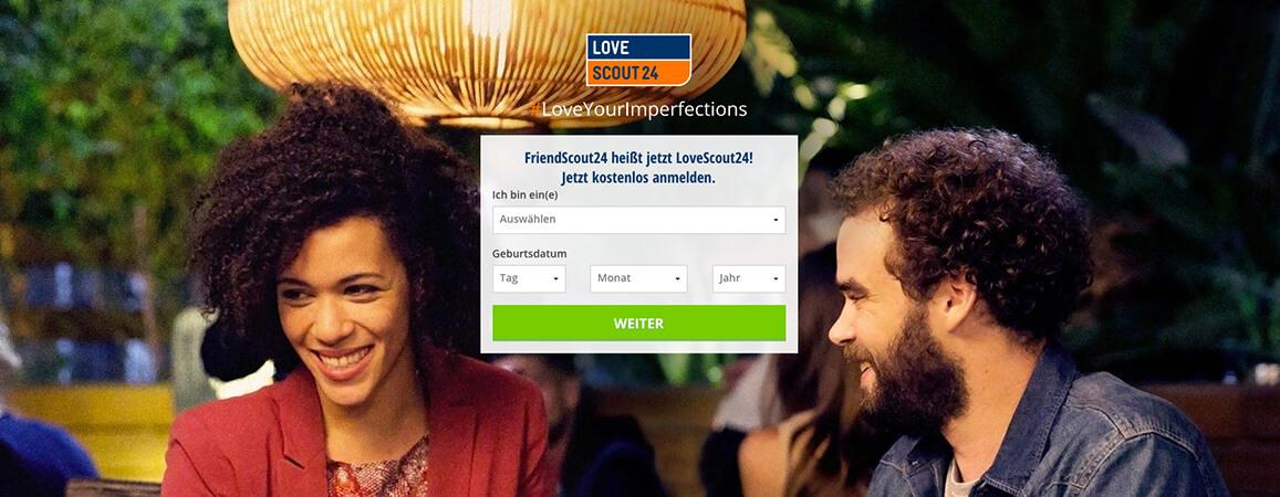 Friendscout24 Anmelden